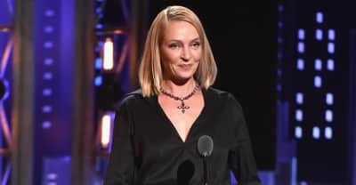 """Uma Thurman on Harvey Weinstein: """"I'm glad it's going slowly—you don't deserve a bullet"""""""