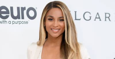 Report: Ciara Involved In Car Accident In Los Angeles