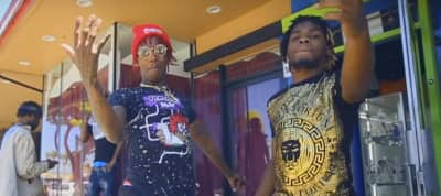 "Famous Dex And Go Yayo Are Looking For The Competition In ""Where?"" Music Video"