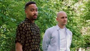 """Jacques Greene and Cadence Weapon take us to """"Night Service"""""""