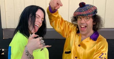 Nardwuar interviewed Billie Eilish (and her whole family)