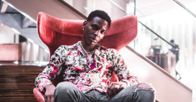Young Dolph built his career on risks. Before a recent shooting, he explained that philosophy.