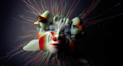 "Watch Björk's amorphous video for ""Tabula Rasa"""