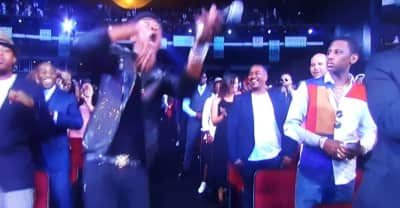 Twitter Is Losing It Over This Picture Of Desiigner And Fabolous At The 2016 BET Awards