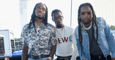 "Migos say Pharrell's ""Stir Fry"" beat dates back to 2008"
