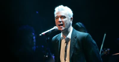 """Watch David Byrne perform Talking Heads' """"Once in a Lifetime"""" on SNL"""
