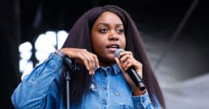 "Listen to Noname freestyle over Jay Electronica's ""Rough Love"""