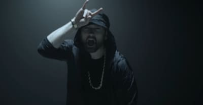 "Watch Eminem's video for ""Venom"""