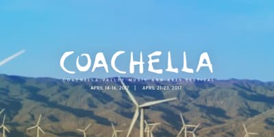 Watch The Coachella Sunday Livestream