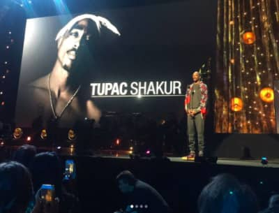 Snoop Dogg Inducted Tupac Into The Rock And Roll Hall Of Fame