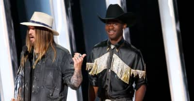"""Old Town Road (Remix)"" has won a CMA award for Musical Event of the Year"