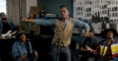 Watch Kirk Franklin's NPR Tiny Desk Concert