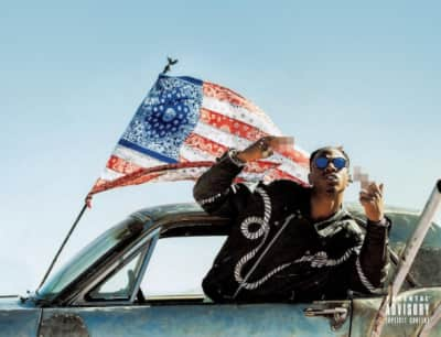 Joey Bada$$ Released The Official Album Art For All-AmeriKKKan Bada$$