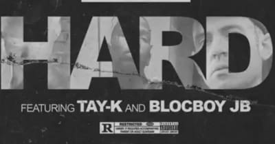 "Tay-K and BlocBoy JB share ""Hard"""