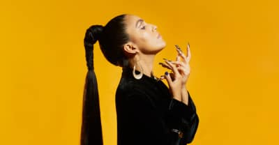 Listen To A Thrilling New Lafawndah Song In Her Mix For Kenzo