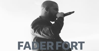RSVP to celebrate FADER FORT: Setting The Stage at Compound Gallery in The Bronx