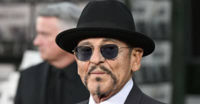 Joe Pesci has a new album of crooners out next month