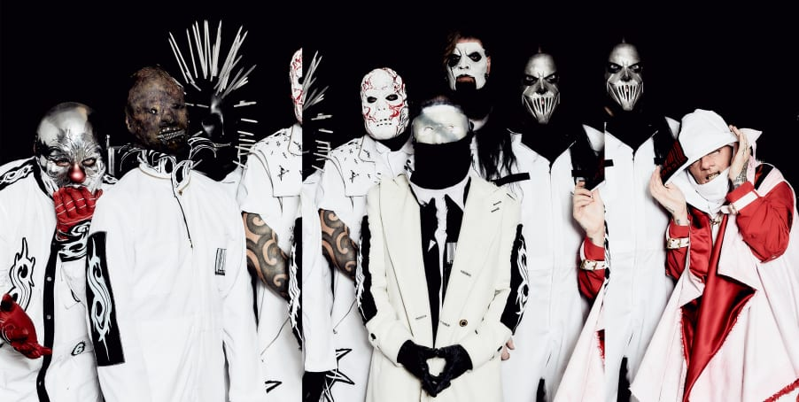 Slipknot's Corey Taylor on what it's like to (still) be a heretic