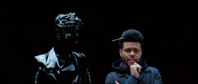 "Watch Gesaffelstein and The Weeknd's ""Lost In The Fire"" video"