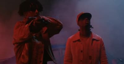 "21 Savage and Metro Boomin share ""Glock In My Lap"" music video"