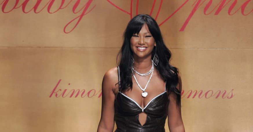 dde3e5d2d2 Kimora Lee Simmons Turned Her Culture Into A Billion-Dollar Fashion Brand.  Now She Says A Little Credit Is Due.