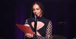 Solange receives inaugural Lena Horne Prize