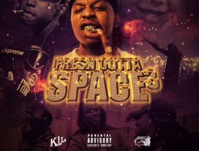 Listen To Nef The Pharaoh's New Mixtape Fresh Outta Space 3