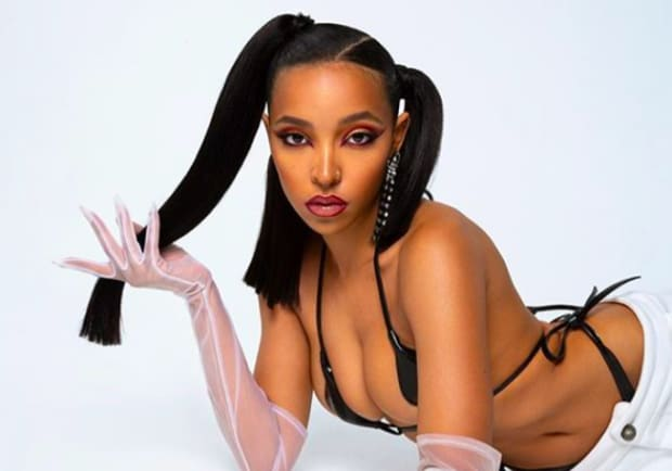 Tinashe is dropping her new album Songs for You next week