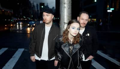Hear a new duet from CHVRCHES and The National's Matt Berninger