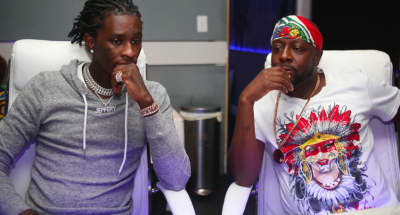 "Listen To Young Thug's Wyclef Jean Collaboration ""Elton"""