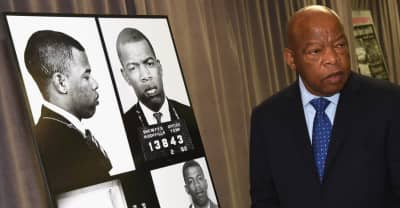 Watch Rep. John Lewis Tell The Powerful Story Of Forgiving A Former Klansman Who Had Beaten Him