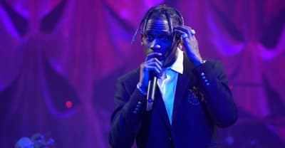 Travis Scott says he's going to donate profits from his Hangout Fest merch sales to Planned Parenthood