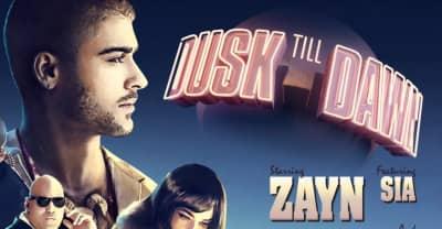 """Zayn Shares Teaser For """"Dusk Till Dawn"""""""