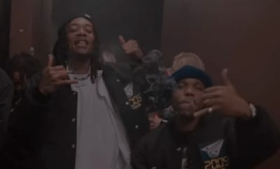 "Watch Curren$y and Wiz Khalifa's ""The Life"" video"