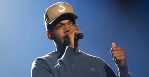 Chance The Rapper gives commencement speech and gets honorary doctorates at Dillard University