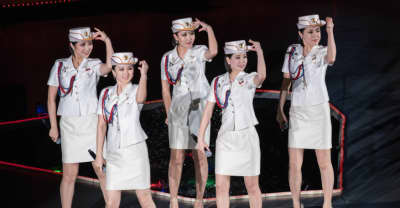 North Korea sent its favorite pop singer to South Korea talks