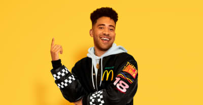 Joe Freshgoods gets a mainstream look with a new McDonald's collaboration