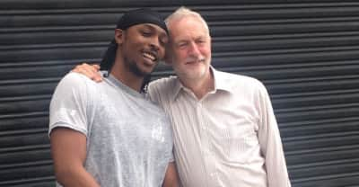 JME Spent Time With Jeremy Corbyn To Encourage Young People To Vote