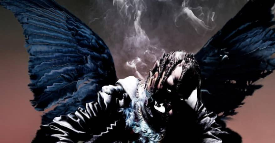 Travis Scott Earns His First No 1 Album With Birds In The