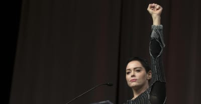 "Rose McGowan will document a ""dramatically changing world"" in new E! show"