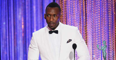 Watch Mahershala Ali's Teary-Eyed Speech About Accepting Different Religions At The SAG Awards