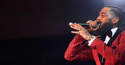 Nipsey Hussle's Victory Lap is no. 2 on Billboard 200 one week after the rapper's death