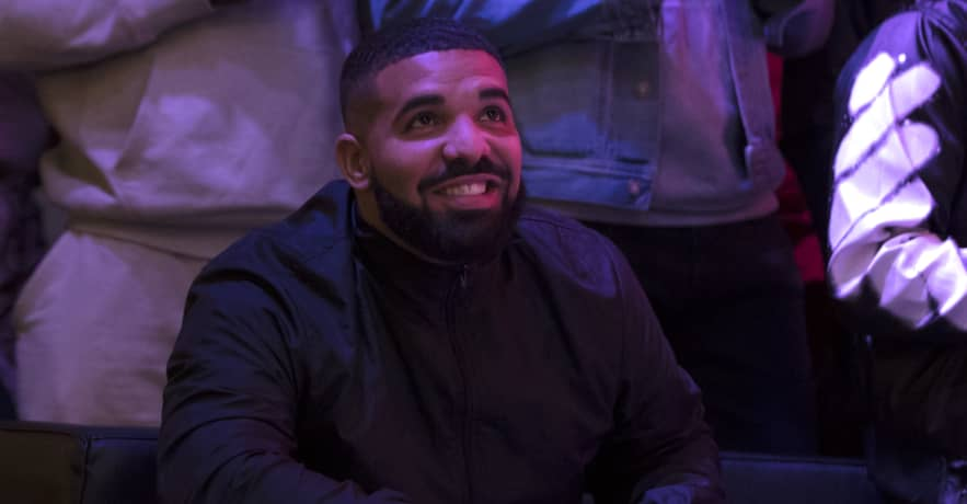 Drake has responded to being booed offstage