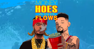 Fetty Wap And PnB Rock Surprise Release New Mixtape Money Hoes And Flows