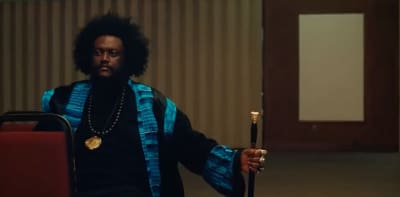 "Kamasi Washington shares video for ""Street Fighter Mas"""