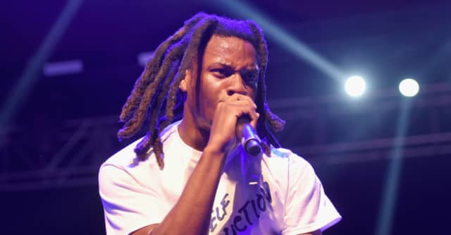 Listen to Denzel Curry's new project 13LOOD 1N + 13LOOD OUT 1