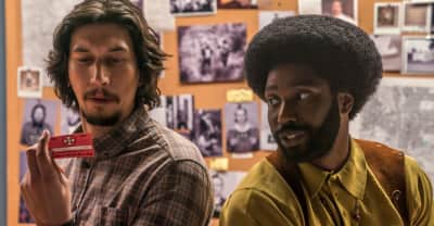 Watch a trailer for Spike Lee's BlacKkKlansman, produced by Jordan Peele