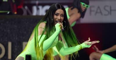 "Listen to Cardi B's hard-as-nails new single ""Press"""