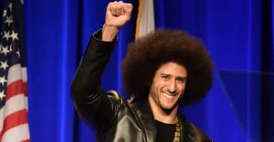 Colin Kaepernick will announce the final donation of his $1 million dollar pledge tomorrow