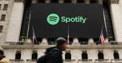 Spotify has increased its song download limit